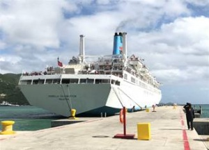 British Virgin Islands welcomes first ships of new cruise season