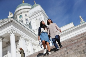 Tencent signs tourism partnership with Helsinki
