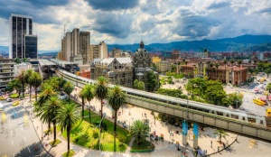 Medellín takes lead in Colombian tourism