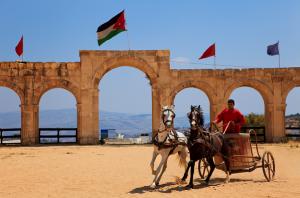 UK visitors drive tourism in Jordan