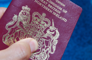 Home Office outlines increase in UK passport costs