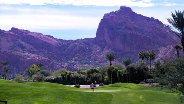 Mountain Shadows Golf Course, Scottsdale