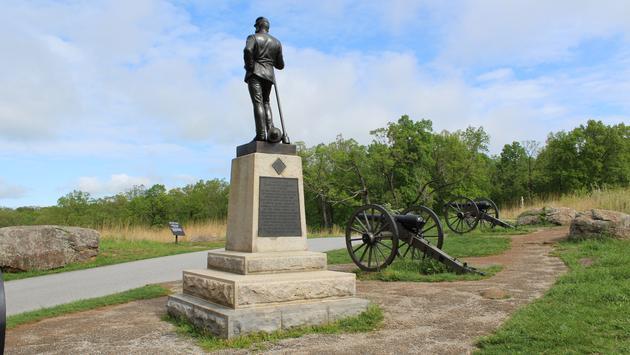 Devil's Den, Gettysburg National Military Park