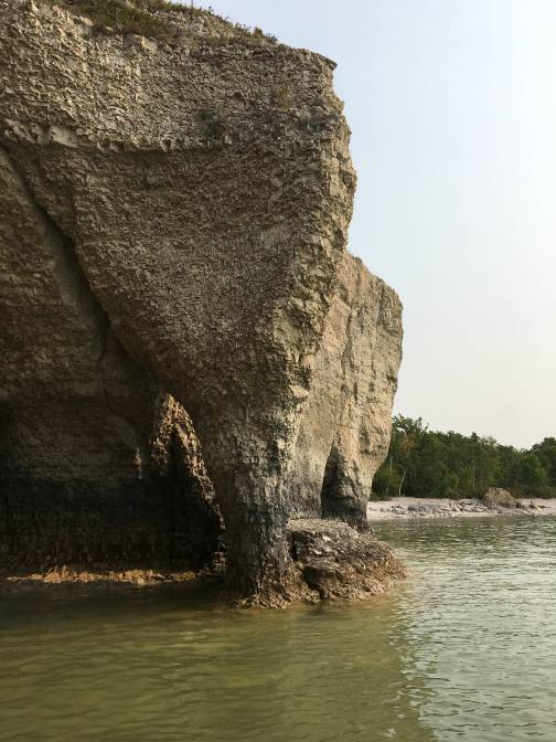 Goat Island in Manitoba attracting adventure seekers from
